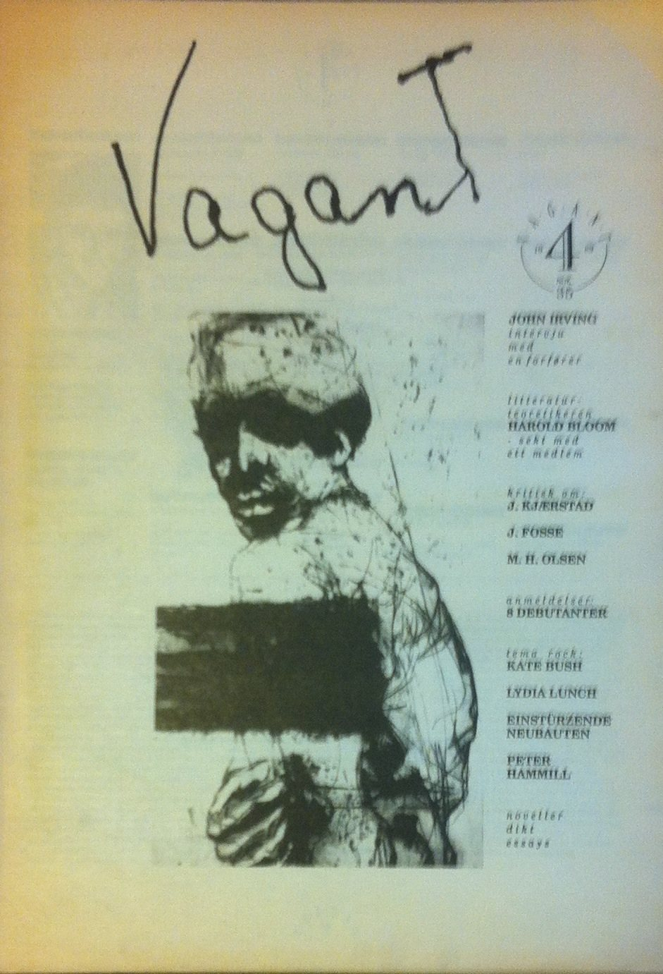 Vagant 4/1989
