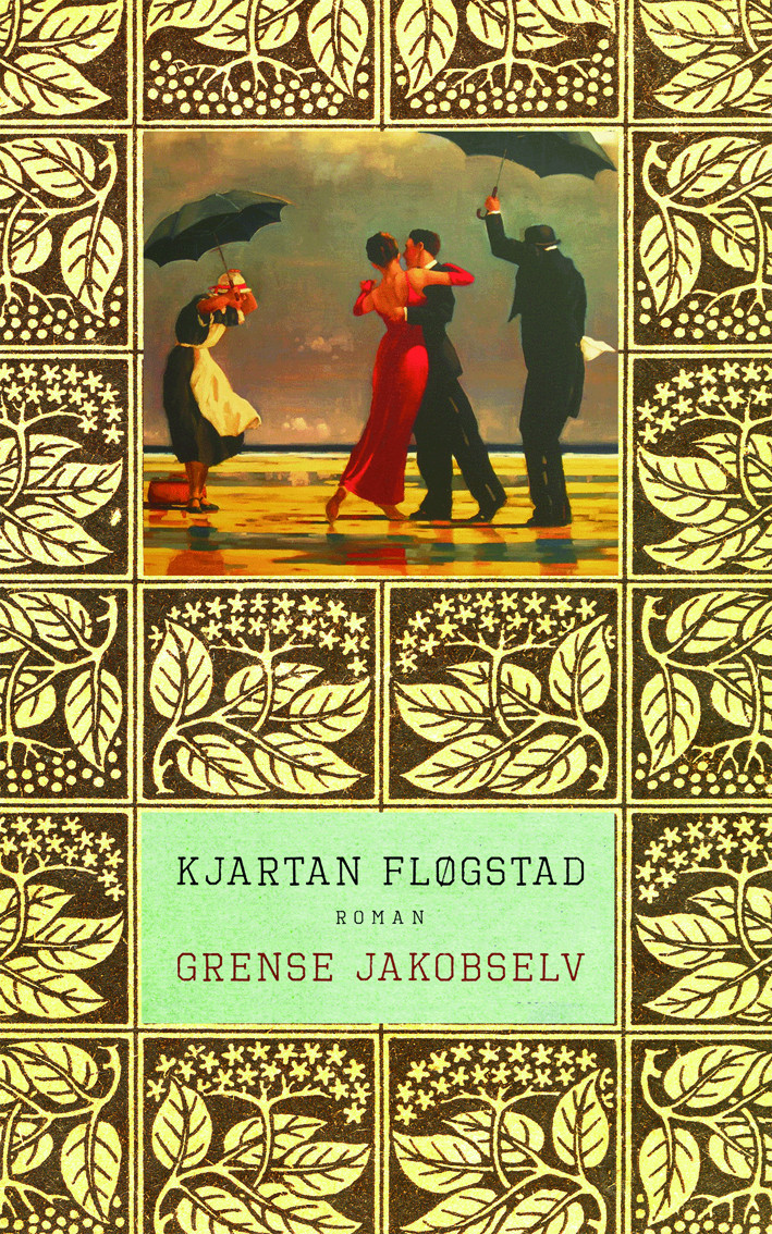 Kjartan Fløgstad: Grense Jakobselv, Gyldendal Norsk Forlag, 2009