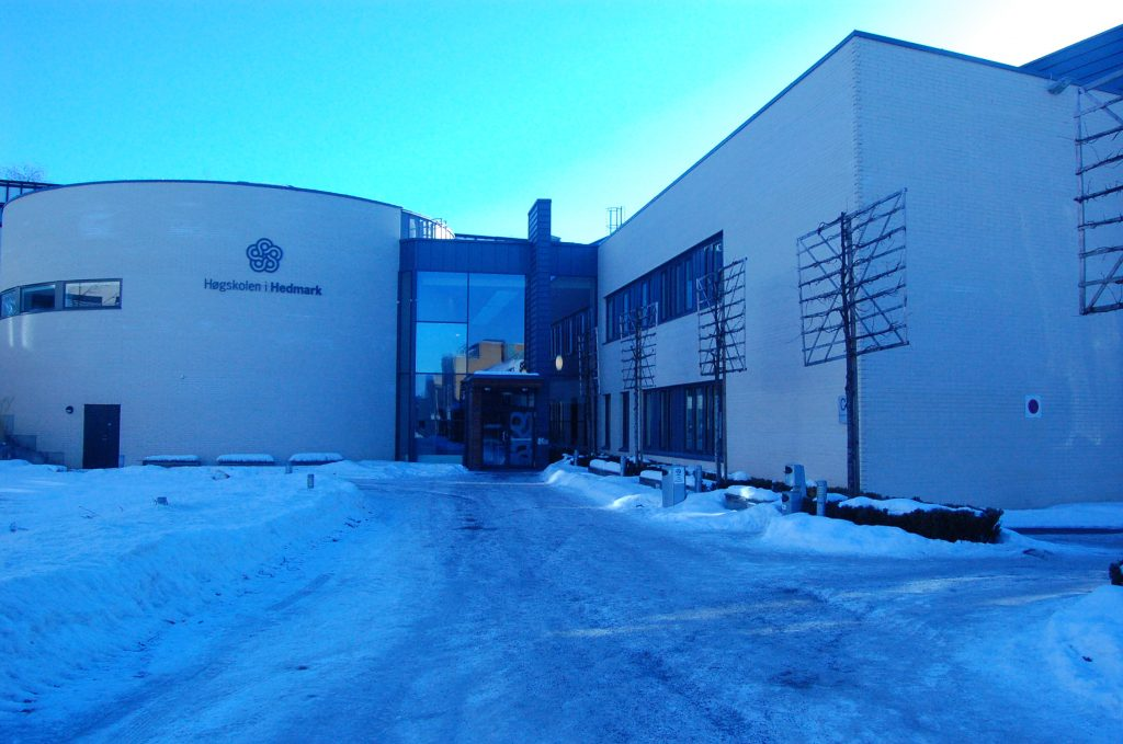 Høgskolen i Hedmark, Campus Hamar