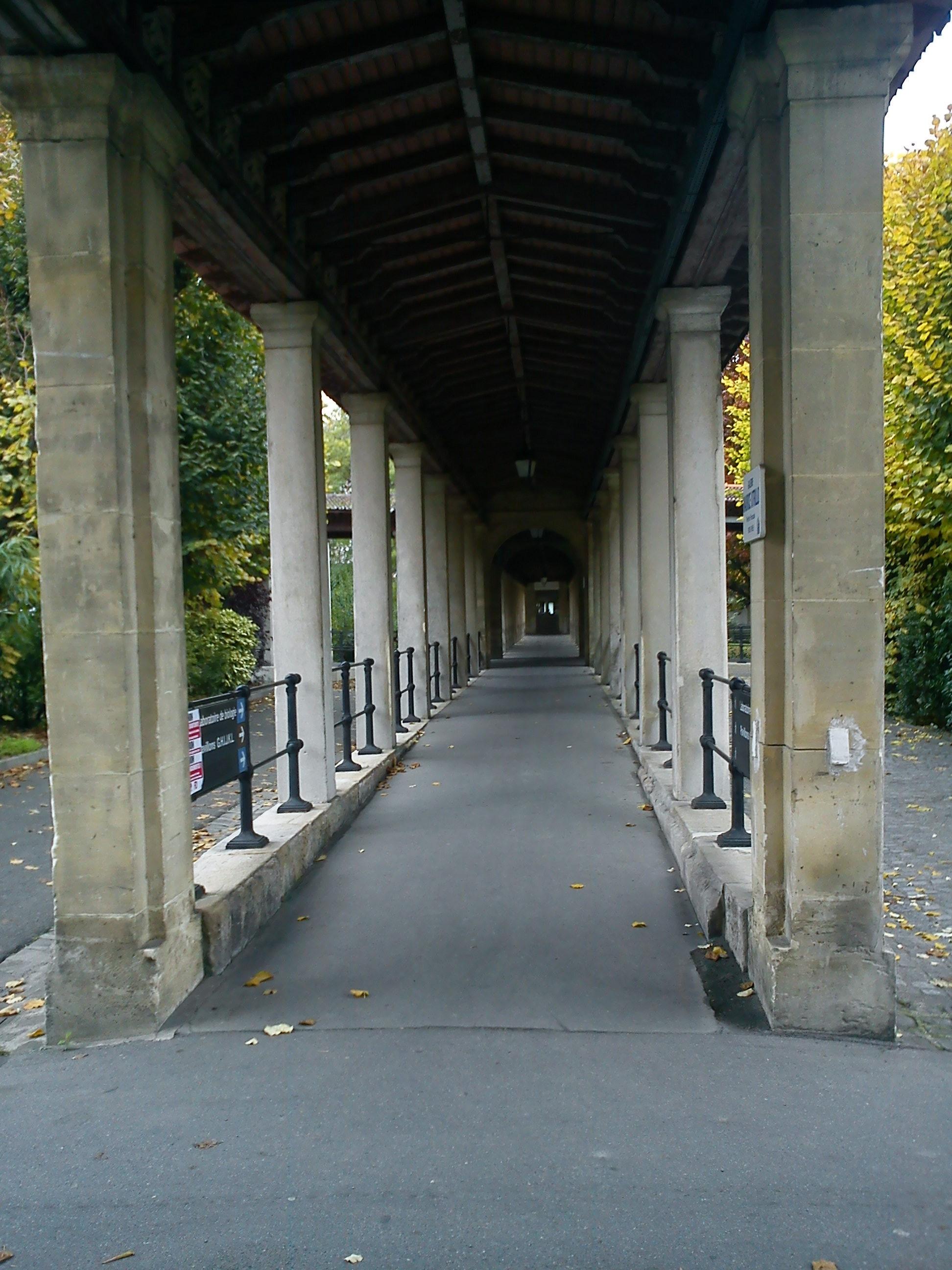 Sainte Anne, Paris. Foto: Kirstine Reffstrup.