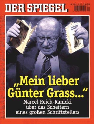 Spiegel, august 1995