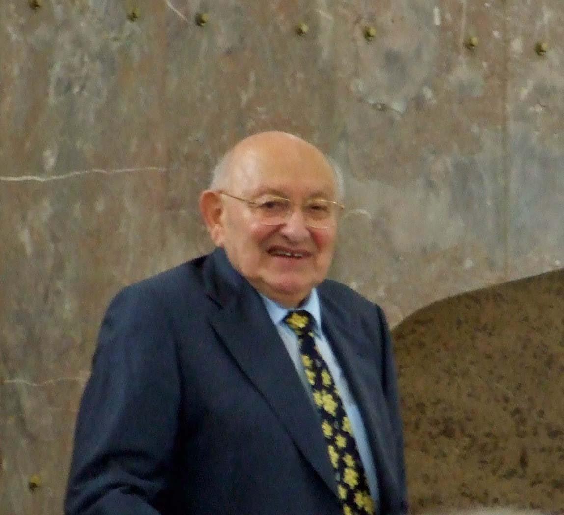 Marcel Reich-Ranicki, 2007. Kilde: Wikimedia Commons