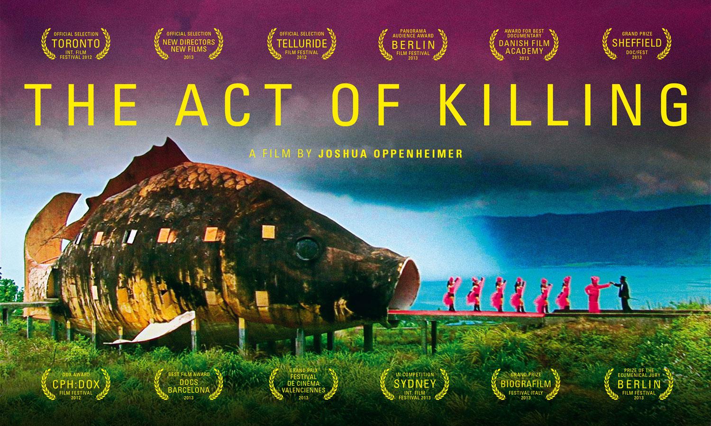 The Act of Killing (Joshua Oppenheimer, 2012)