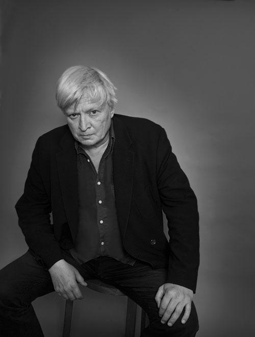 Stig Larsson. Foto: Ulla Montan