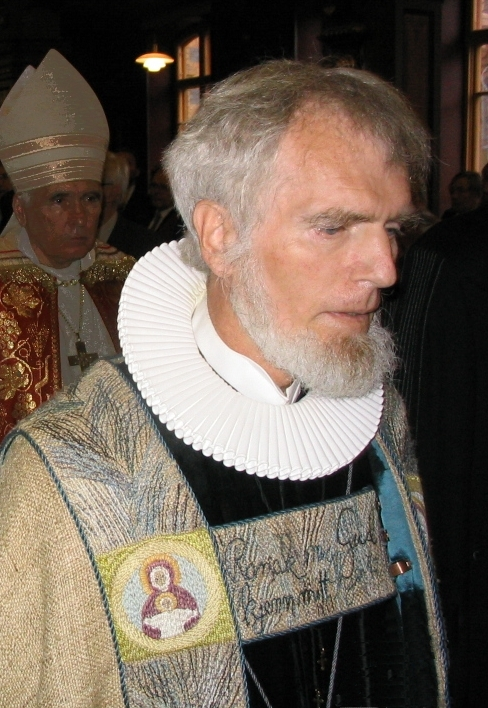 «Børre Knudsen» av Jonund - Eget verk.