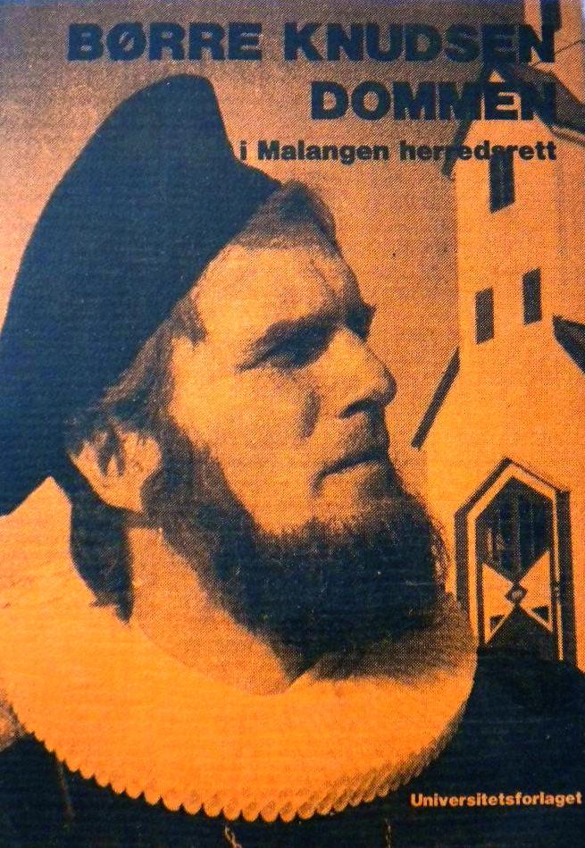 Børre Knudsen - Dommen