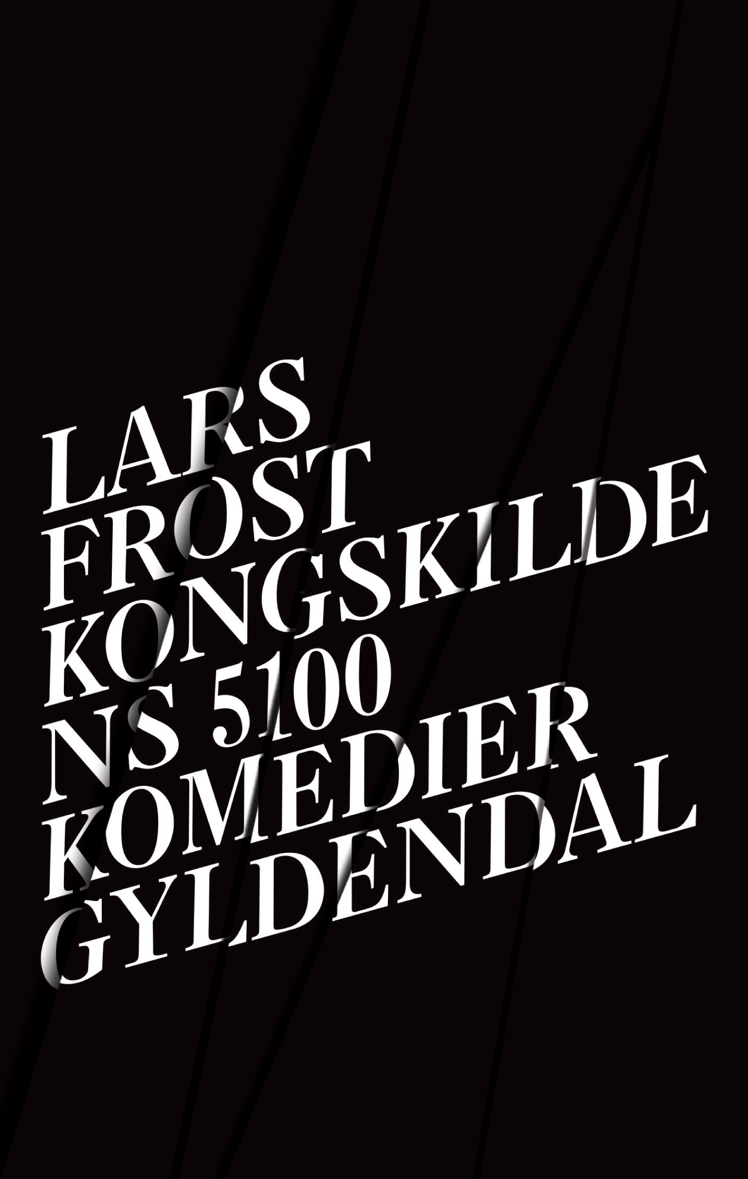 Kongskilde NS 5100. Kilde: Gyldendal