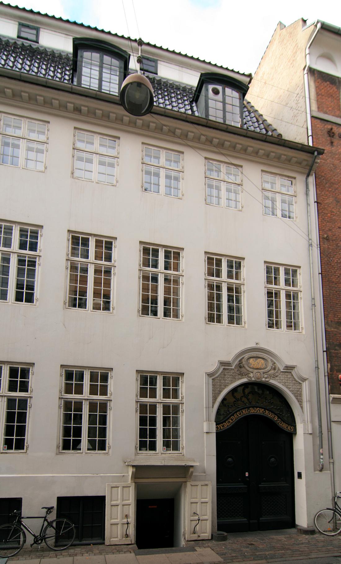 Klareboderne, København. Kilde: Wikimedia Commons