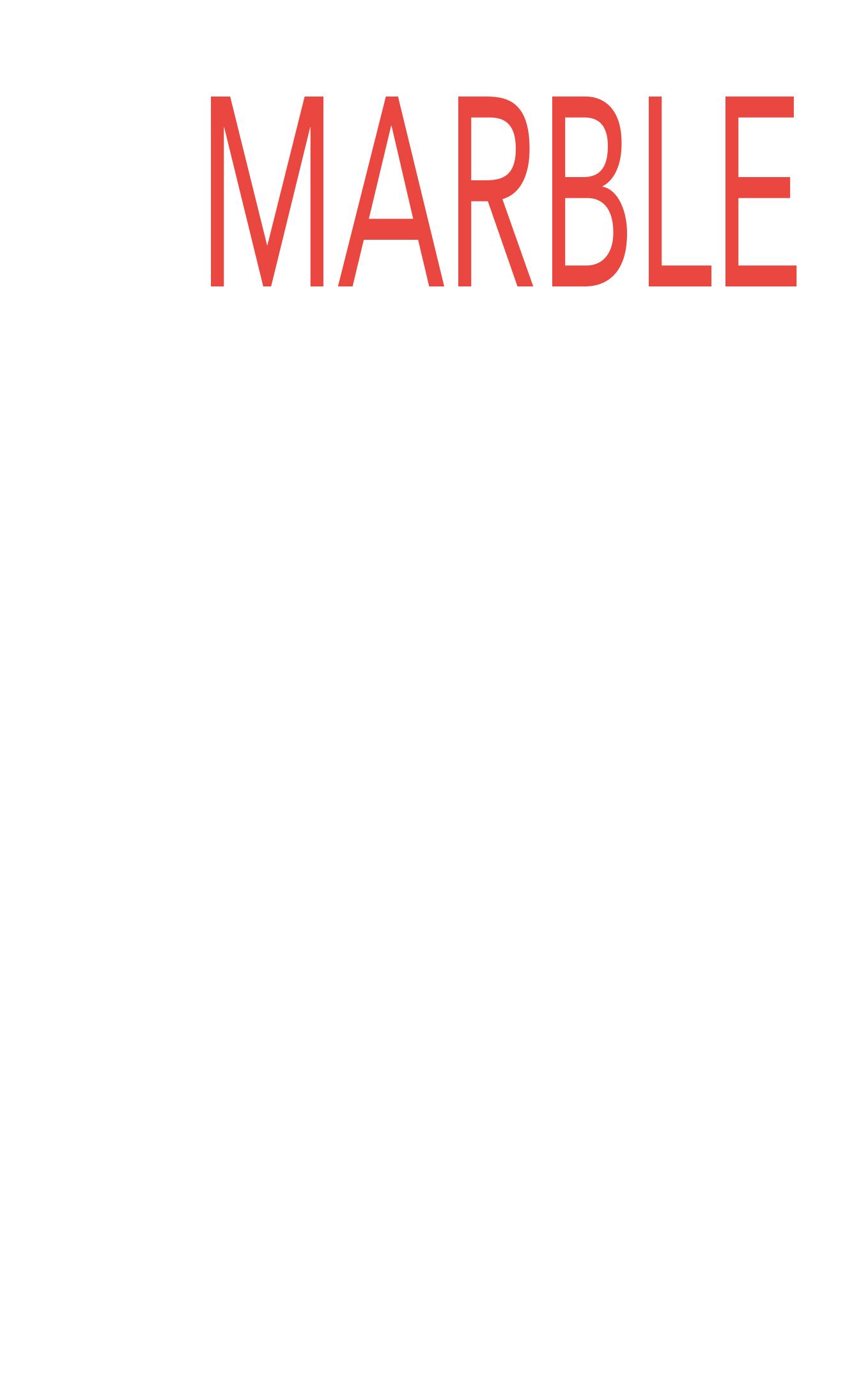 MARBLE-forside-highres