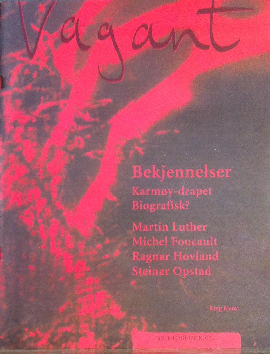 Vagant 1/1998