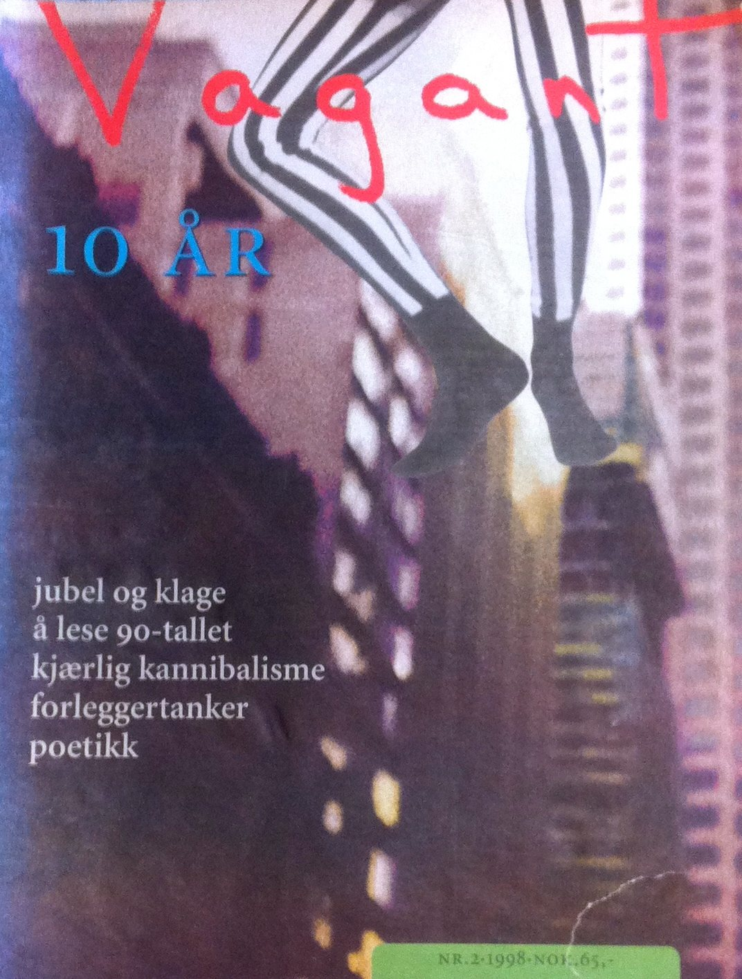 Vagant 2/1998