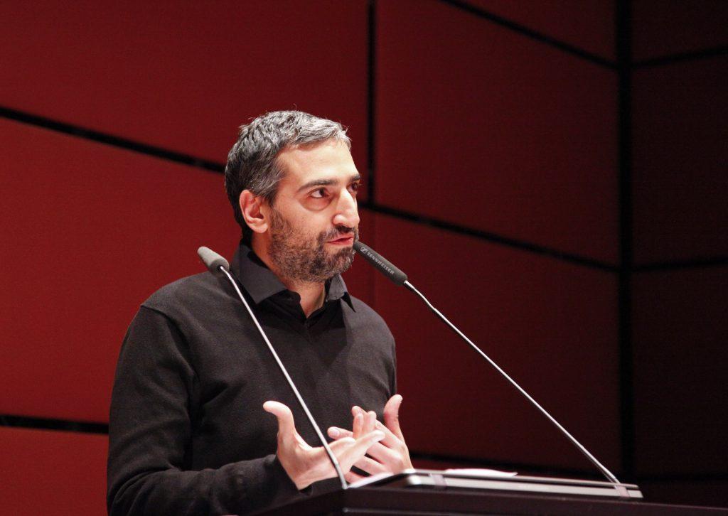 Daniel Medin. (Foto: Katja Zimmermann.)