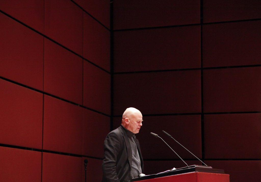 Svein Jarvoll. (Foto: Katja Zimmermann)