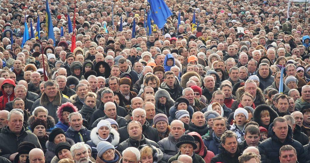 Maidan av Sergei Loznitsa.
