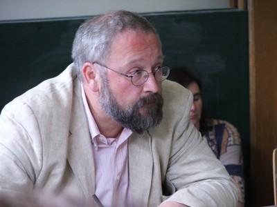 Herfried Münkler. Foto: Humboldt-Universität zu Berlin.