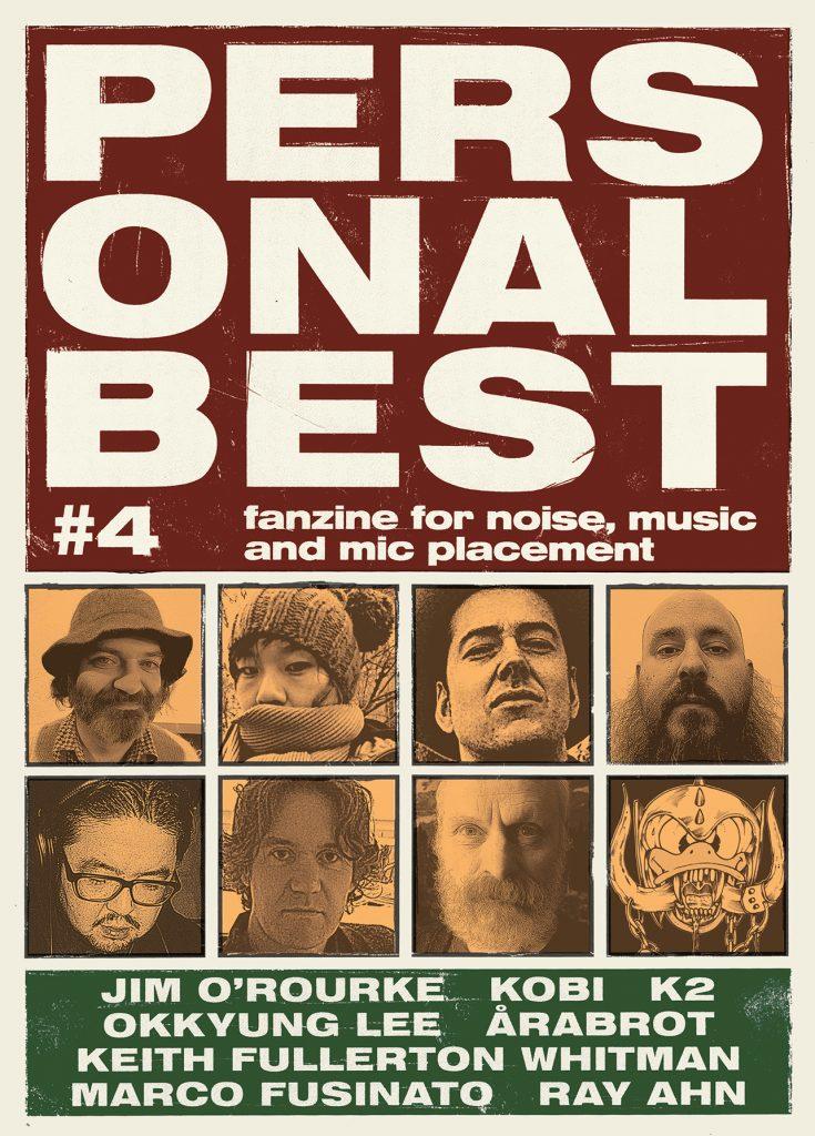 Personal Best nummer 4, februar, 2014.