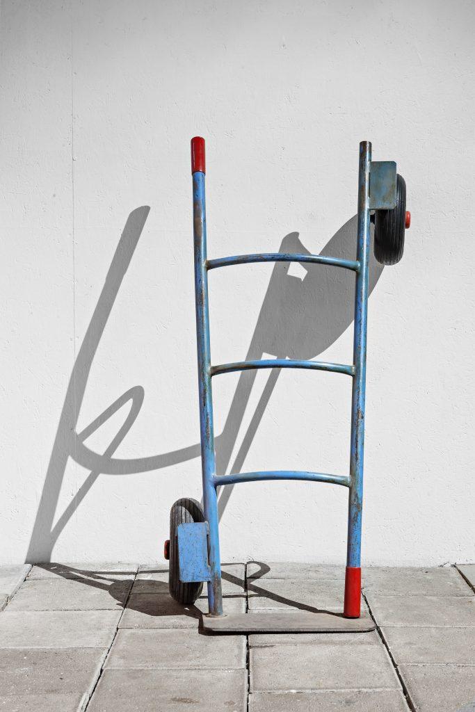 Sofia Hultén, Indecisive Angles (IV) (2015). Foto: Vegard Kleven.