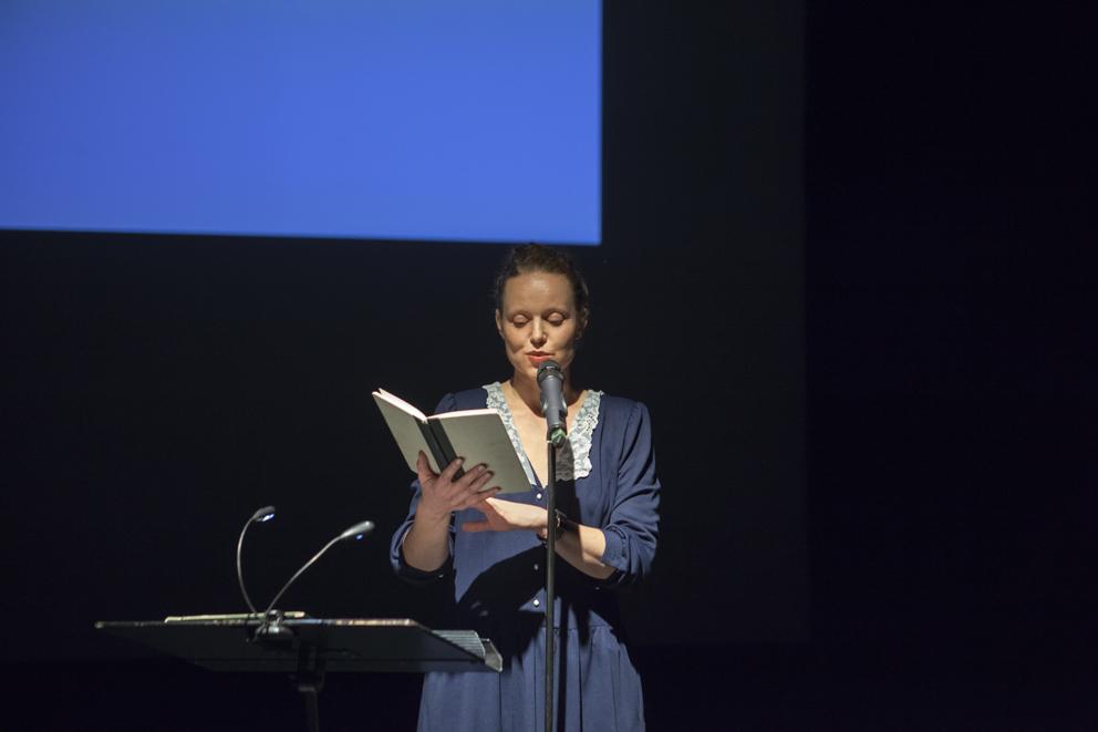 Cia Rinne. Foto: Barbare Katzin