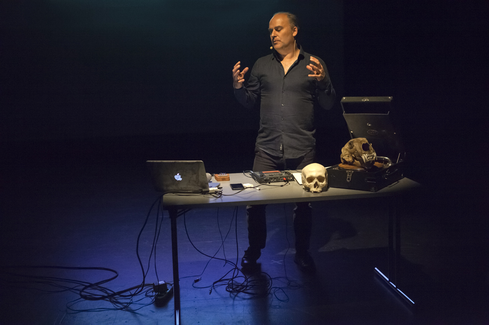 Morten Søndergaard. Foto: Barbara Katzin