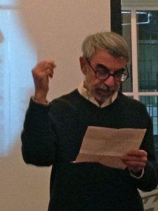 George Caffentzis (Kilde: Occupy 2012)