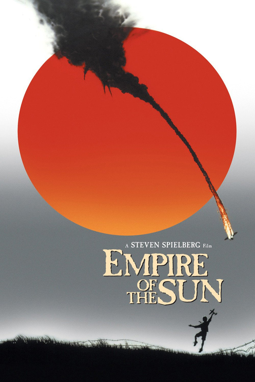steven spielbergs empire of the sun essay The empire of the sun phenomenon can be highlighted for some as the actor christian bale's finest hour certainly, his career has been scattered with incredible performances, yet it is arguably his portrayal of the 11 year old jim, in the film empire of the sun, that sets him apart form any other actor, specifically child-actors.