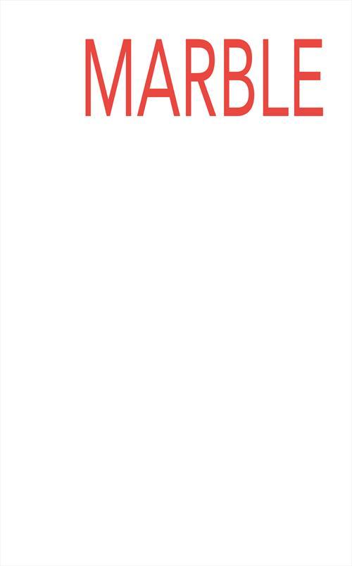 Amalie Smith: Marble, 2014