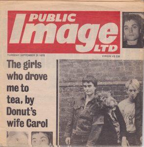 Public Image Ltd. cover