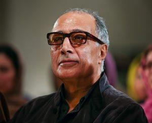 Abbas Kiarostami i 2015. Kilde: Wikimedia Commons.