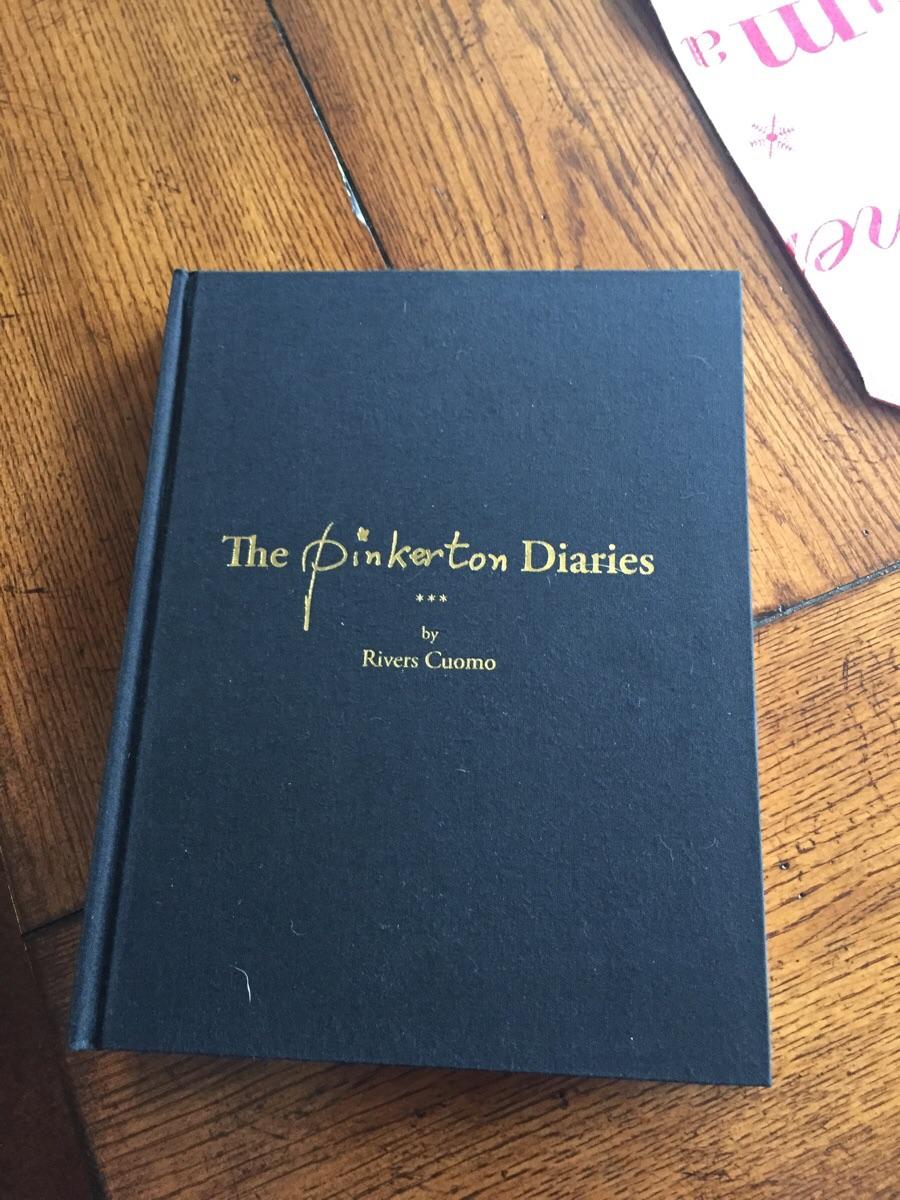 Rivers Cuomos The Pinkerton Diaries (2011)