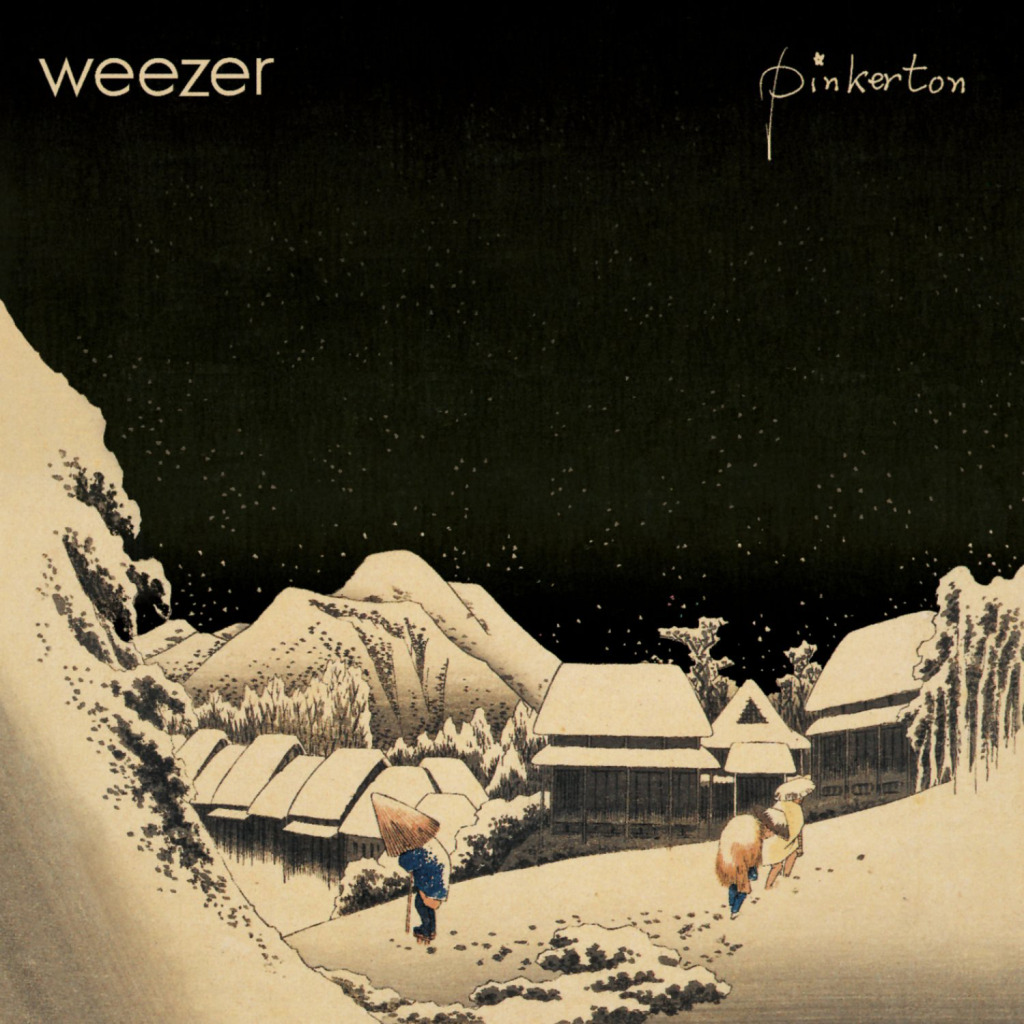Weezer: Pinkerton (Geffen 1996)