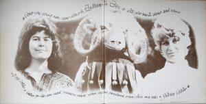 Fra Anthems in Eden, 1969.