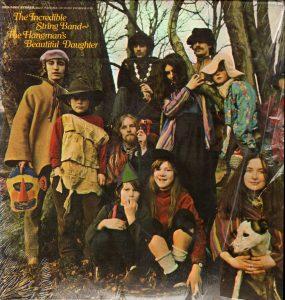 Incredible String Band: The Hangman's Beautiful Daughter, 1968.