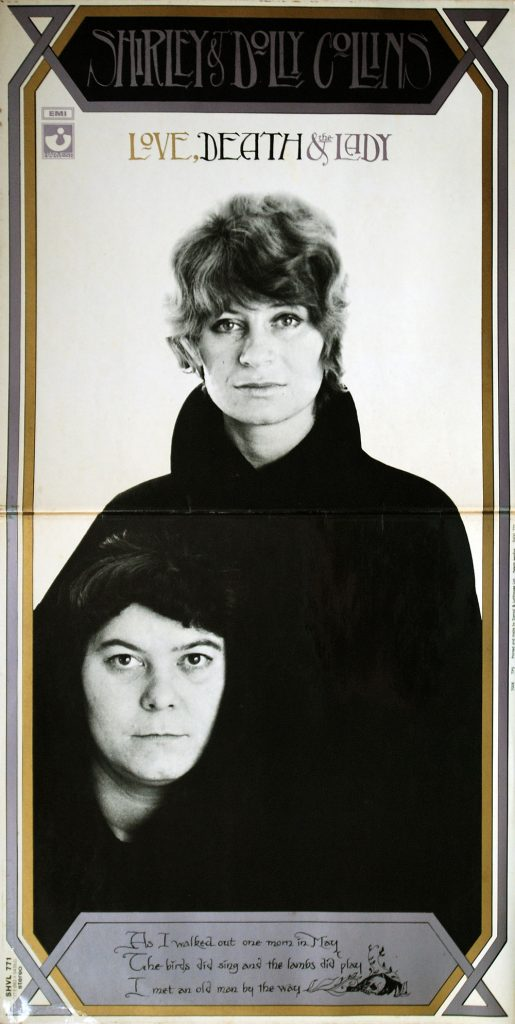 Love, Death and the Lady, 1970.