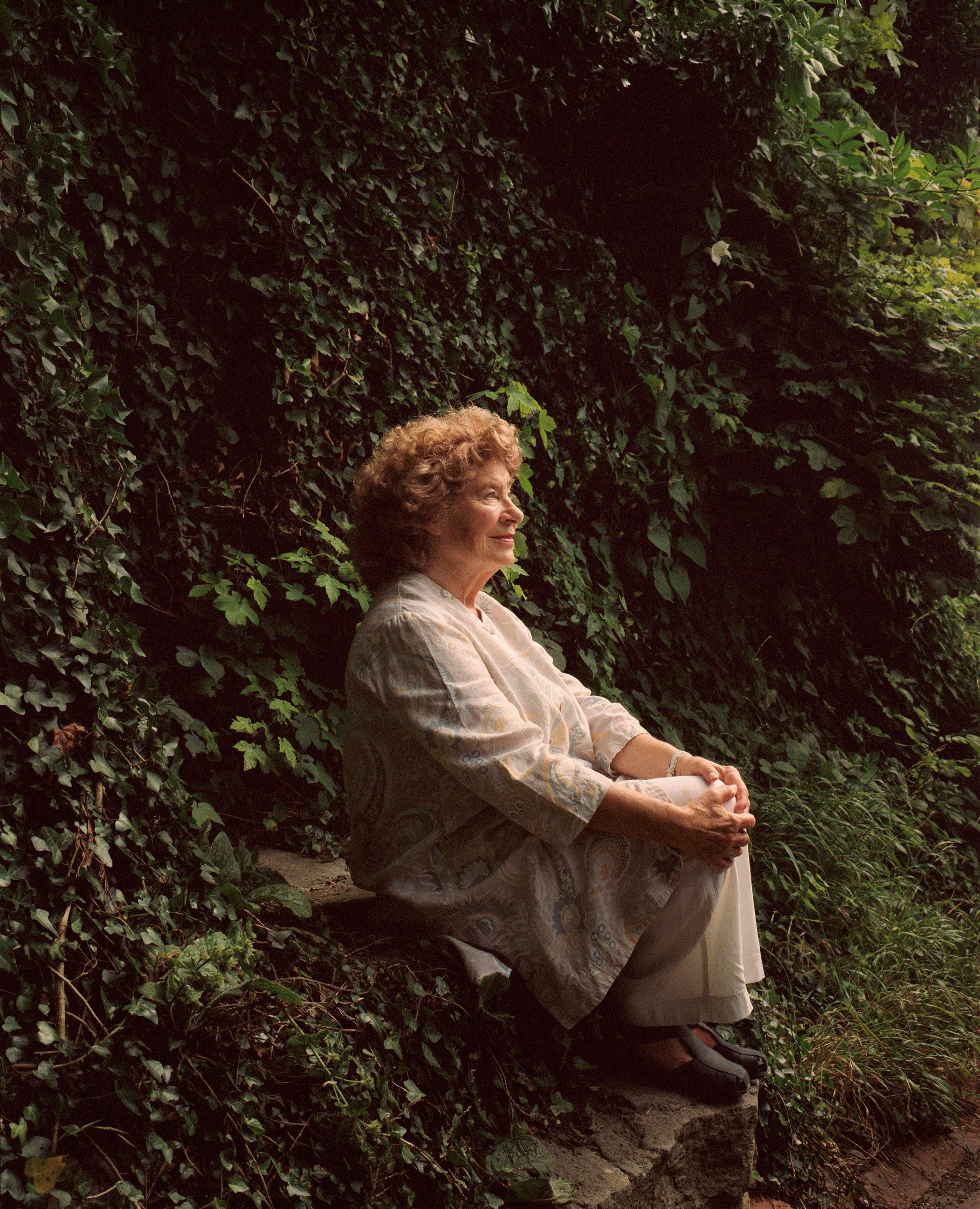 Shirley Collins, 2016. Foto: Eva Vermandel.