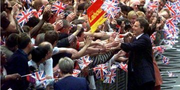 20 år med Tony Blair