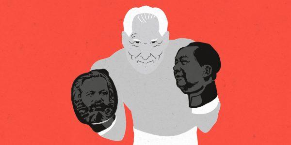 Badiou: Jeg støtter fortsatt den kommunistiske idé
