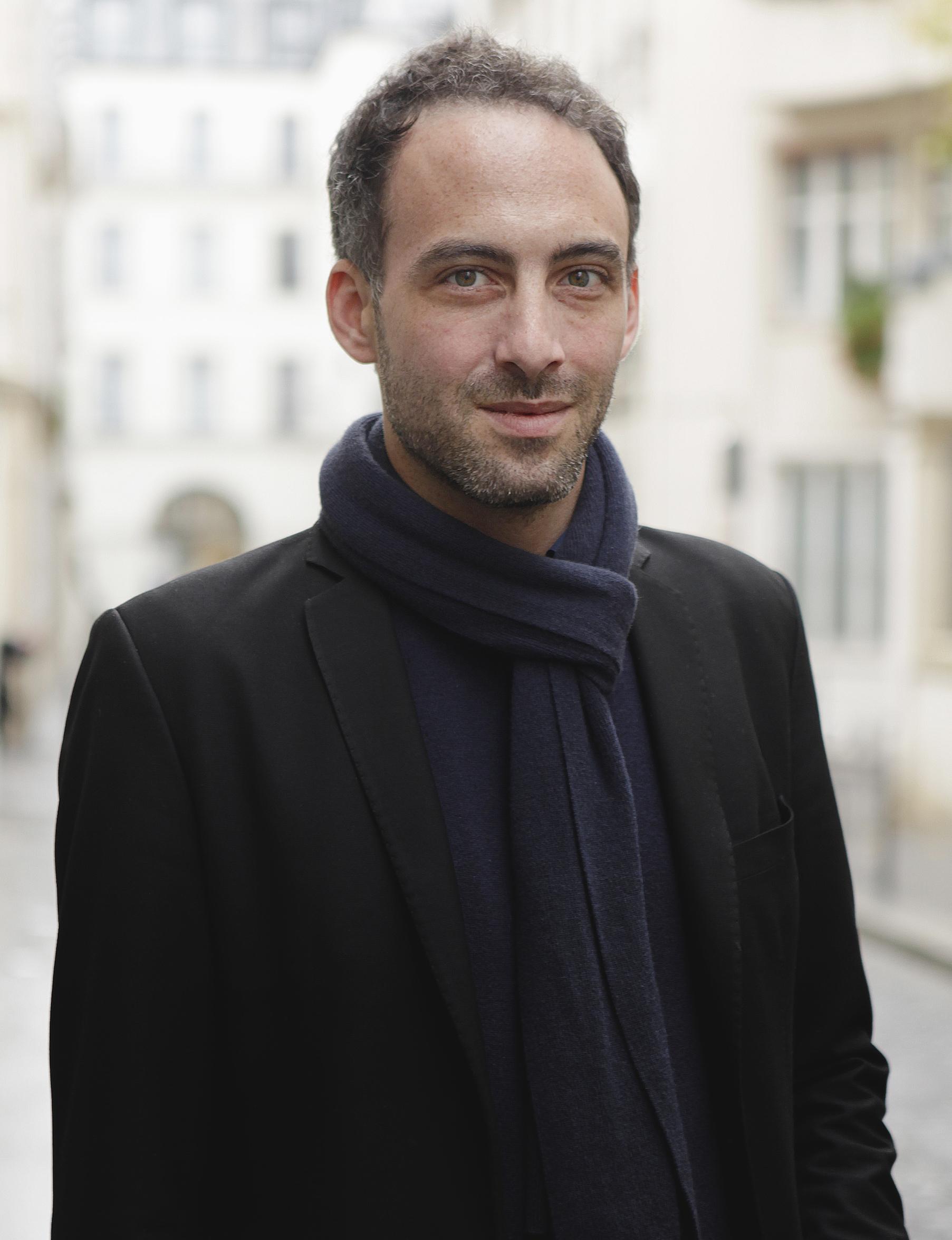Er Raphaël Glucksmann den franske venstrefløjs nye håb? Foto: Olivier Marty/Allary Editions