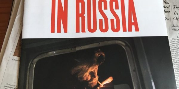 Til Russland uten egenskaper