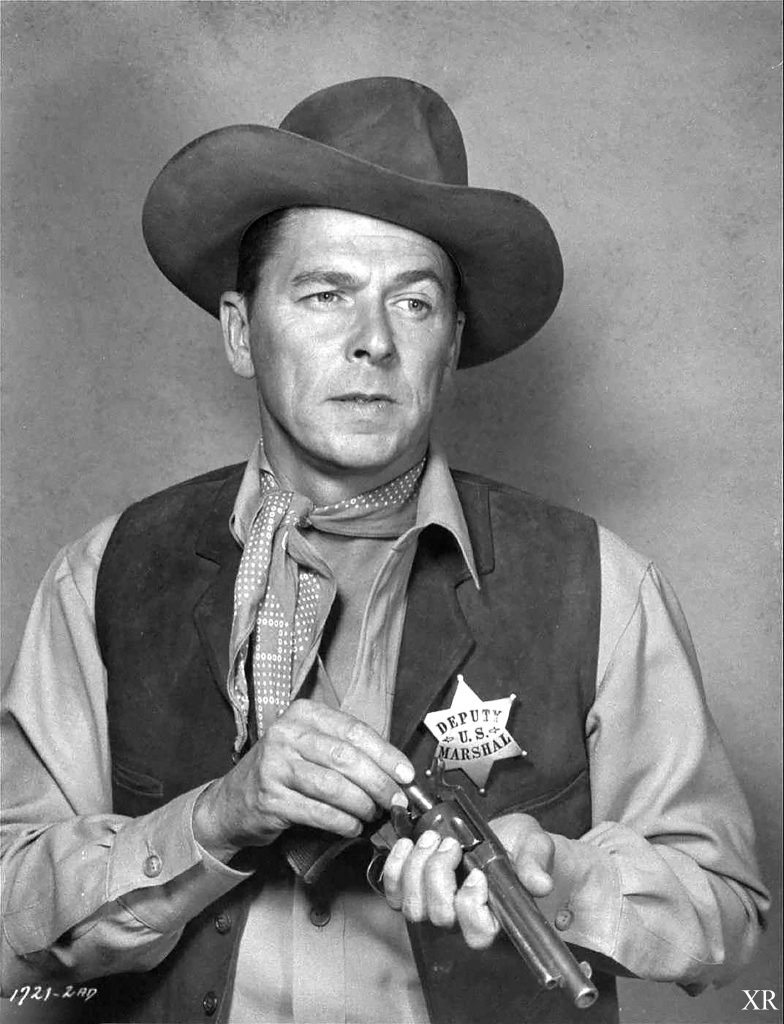 Ronald Reagan i Lov og orden