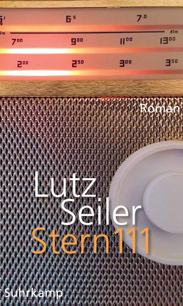 Omslag till Lutz Seilers Stern 111