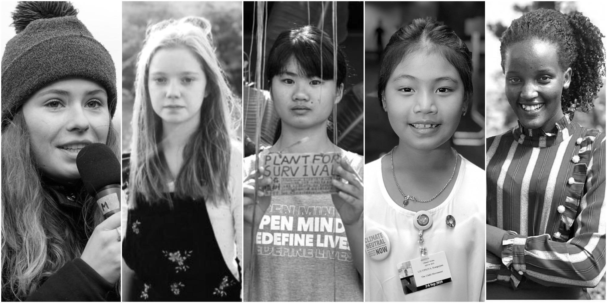 Greta-generationens frontkæmpere
