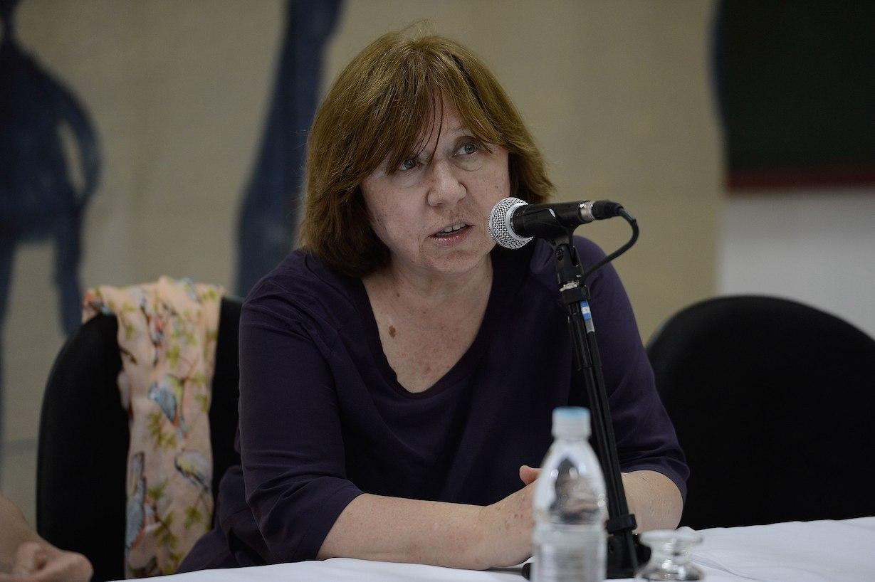 Svetlana Aleksijevitsj