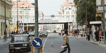 I skuggan av den tyska återföreningen
